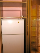 Fridge, in another wardrobe