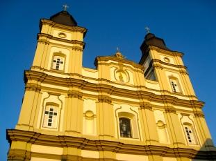 Catholic church in Ivano-Frankivs'k
