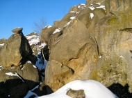 More of Dovbush Rocks
