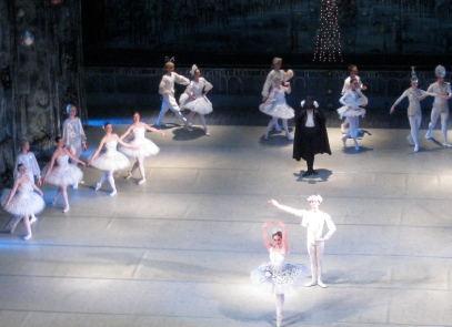 The Nutcracker at L'viv Opera & Ballet Theatre