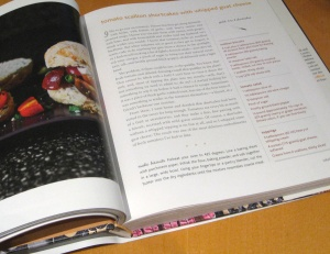 beautiful cookbook