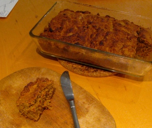 crunchy crust, moist insides