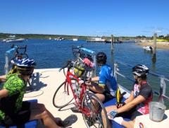 Menemsha ferry