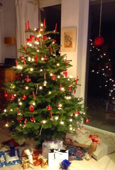 Christmas tree (Tannenbaum)