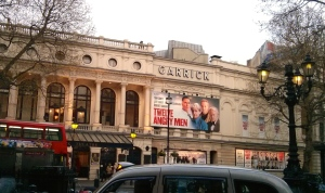 London's Garrick Theatre
