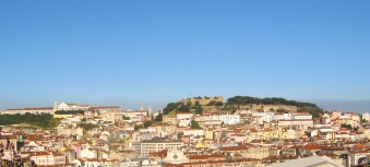 Lisbon from Bairro Alto