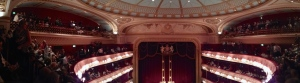 inside the Royal Opera House