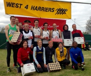Photo credit: West 4 Harriers