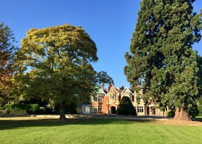 Bletchley Park mansion