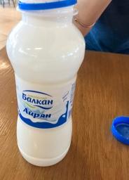 Ayran - refreshing!