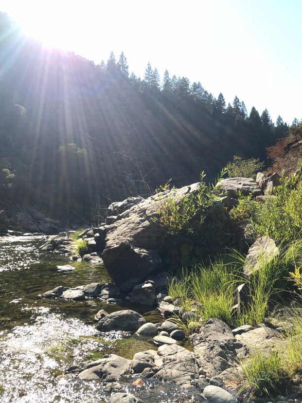 Edward's Crossing, Yuba River. Photo by F