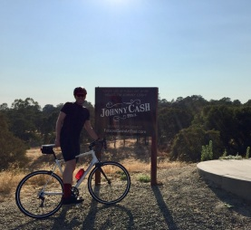 Johnny Cash Trail, Folsom