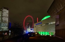 Southbank Centre & the London Eye.