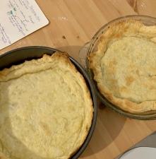par-baked crust fail