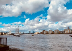 Thames/Greenwich/London